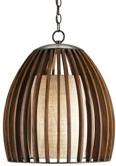 Carling Pendant design by Currey & Company