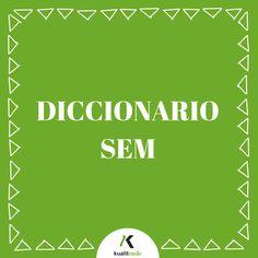 Portada Diccionario SEM Google, Cover Pages