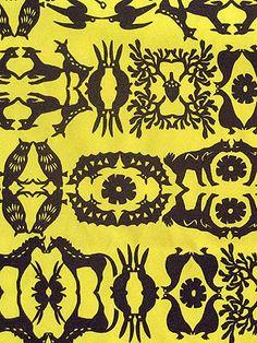 万華鏡の森【textile design makumo】