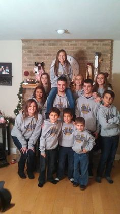 Personalized Classic University apparel makes a great design for family photos! http://www.inkpixi.com/items/classic-university/sports-grey/design