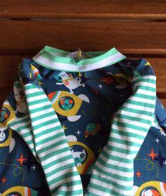 TUTORIAL coser cuellos camisetas!