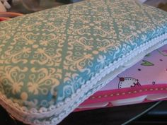 How to cover diaper case wipes. Good to carry in purse or pack in suitcases.