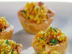 Get this all-star, easy-to-follow Citrus Couscous Cups recipe from Giada De Laurentiis...just sub with veg broth