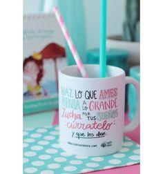 Taza Reina Positiva #pedritaparker #taza #mug #regalo #divertido #positivo