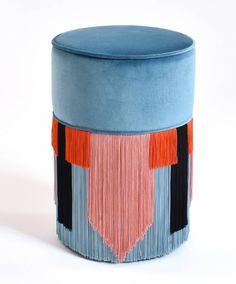 Couture pouf collection byLorenza Bozzoli   Flodeau.com
