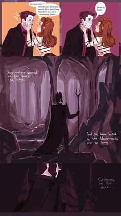 Hades' Holiday :: Part 1. Page 17   Tapastic Comics - image 1