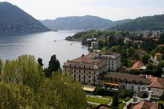 One of the most beautiful places in the world. Villa D'Este, Lake Como Italy www.joegrillomusic.com