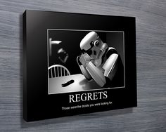 Storm Troopers Regret