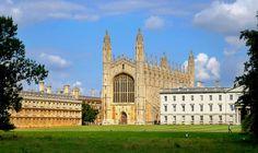 Photos of England King's College Cambridge, Cambridge University, British College, Beautiful World, Places To Travel, United Kingdom, Surfing, England, Travel Uk
