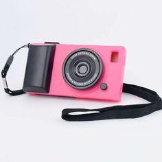 Fashion Camera Design Hard Skin Case Cover for Apple iPhone 4 4G Gift   eBay