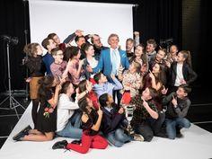 Sportlegende Jean-Marie Pfaff duikt op in nieuwe Ketnet Musical – Team U.P.!