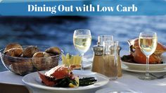 Being on a Low Carb Meal Plan is hard when having a social life. Especially when it involves dining out. Here are some tips for healthier alternatives at the Restaurant.
