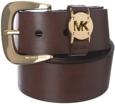 f11726899ceb5 Michael Kors MK Disc Jeans Belt
