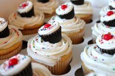 Cupcakes on cupcakes!