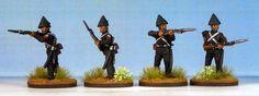 Bac Ninh Miniatures: Satsuma troops painted