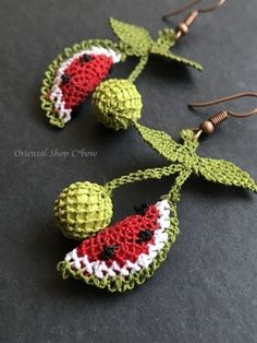 Tatting, Crochet Earrings, Bows, Jewelry, Jewlery, Jewels, Lace Making, Bowties, Bow