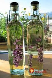 Najlepšia rada, čo s kvitnúcou levanduľou: Pár kvietkov dajte do octu a týchto 9 problémov môžete pustiť z hlavy! Homemade Cosmetics, Farm Stand, Nordic Interior, Facial Toner, Home Recipes, Kraut, Vinegar, Diy And Crafts, Glass Vase
