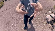 homer liwag uses a gopro2 for, as he says, an extreme perspective. andrei goes nuts with his crazy fast and precise russian ninja cardist fingers. yes, i geek out about things like this.