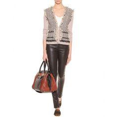 mytheresa.com - Lanvin - BOUCLÉ-CARDIGAN - Luxury Fashion for Women / Designer clothing, shoes, bags