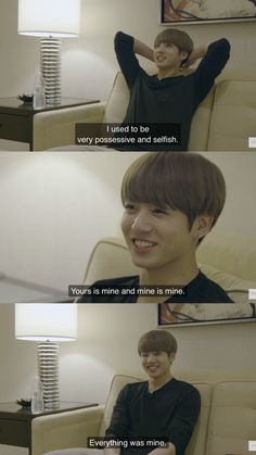 """Yours is mine and mine is mine. Everything was mine ~ Kookie <- """"Here take it all!"""" Hobi throwing the banana to Jungkook Bts Jungkook, Namjoon, Taehyung, Seokjin, Jikook, Bts Memes Hilarious, Bts Funny Videos, Bts Lockscreen, Jung Hoseok"""
