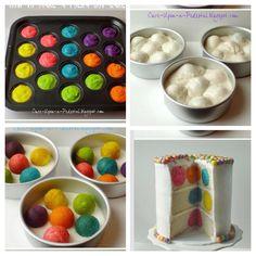 Cool idea! I'd use chocolate cupcakes :)
