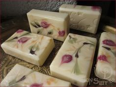 dandelion SeiFee: No. 651, Padme, Ebru, Riceflower
