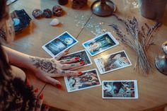 The Tarot Series: We will start the Tarot Series with a look at the symbolic language of the Tarot Cards in general – and its correlation to the cabbalistic symbol of the Tree of life.
