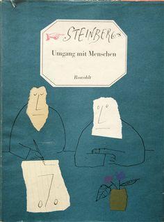 Saul Steinberg-Umgang mit Menschen