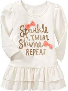 Sparkle, twirl, shine, repeat #babygirl