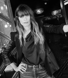 "6,474 Likes, 48 Comments - Caroline de Maigret  (@carolinedemaigret) on Instagram: ""RUSSIA  New @elle_russia (december) story by @leilasmara Hair @josephpujalte Makeup…"""