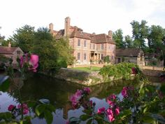 Groombridge Place, Kent (the setting for Longbourn in the 2005 version of Pride & Prejudice)