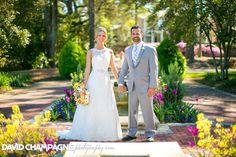 Natalie tony blush navy historic post office wedding for Garden office norfolk