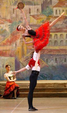 Svetlana Zakharova in Don Quixote