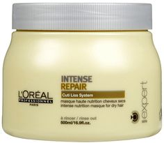 hairbodyproducts.com FREE DELIVERY BEST PRICES ONLINE HAIRBODYPRODUCTS.COM │ L'OREAL SÉRIE EXPERT INTENSE REPAIR MASQUE