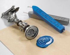 Make your mark official before heading to the owlery with a wax seal kit. | 28 Clever Gifts For Ravenclaws