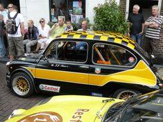 Abarth Web Forum - Fiat 1000 TCR Replica met GSXR hartje