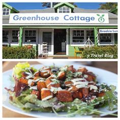 Greenhouse Cottage Cafe, Nabiac, NSW - a great pit stop and #SecretSpots on the Sydney to Brisbane road trip. Delicious food and cute cafe. #Hooroo
