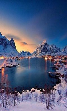 Reine, Norway #patraselections #travel #list
