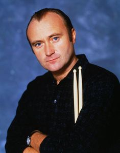 Featured legendary drummer and singer, Phil Collins.
