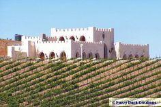 Eagle Castle Winery, Paso Robles