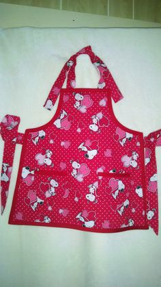 Hey, I found this really awesome Etsy listing at https://www.etsy.com/listing/263973634/childrens-toddler-valentine-apron-with