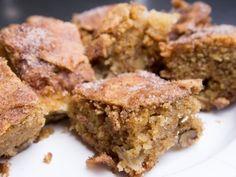 Apfel-Brownies