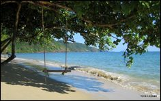 A good place to take a walk. Bangbao beach. Kho Chang Thailand. TONE LEPSØES PICTURES
