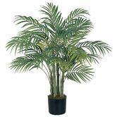 Found it at Wayfair - Silk Areca Palm Tree in Pot