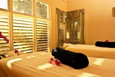 Spa Treatment Room at Rendezvous Resort, St Lucia. #Caribbean