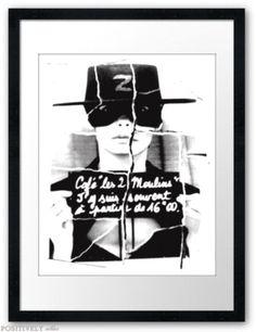 Amélie Poster 8x10 - Le fabuleux destin d'Amélie Poulain. $18.00, via Etsy.