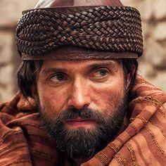 "Emmett J. Scanlan as Saul from ""A.D.: The Bible Continues"""