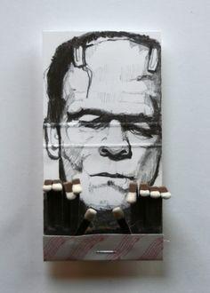 Matchbook Frankenstein