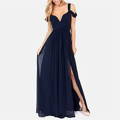 fulldress Women's Sexy Straps Sleeveless Dresses (Cotton Blend) – USD $ 16.99