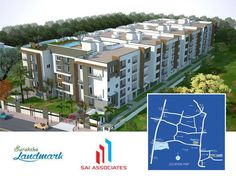 Close to everything. Closer to your heart ! For more info Plz. visit http://www.saiproperties.com/ or call +91 9342 770 770.